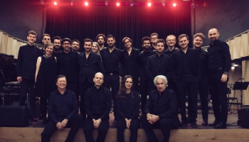 """Euroradio Jazz Orchestra 2018"" koncerts ""Baltic Vibes"""